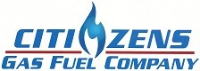 Citizens Gas Fuel Company logo