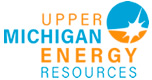 Upper Michigan Energy Resources logo